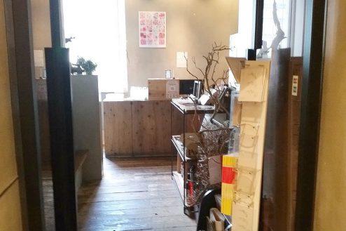 13.銀座カフェ|店内・入口