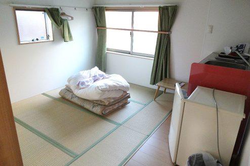 12.合宿・宿泊施設|和室・個室(6畳)