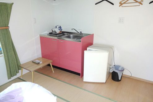 10.合宿・宿泊施設|和室・個室(6畳)