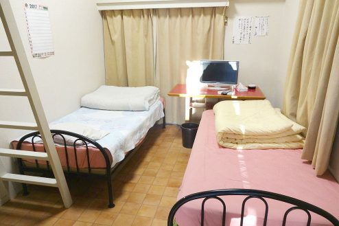 3.合宿・宿泊施設|洋室・ロフト付