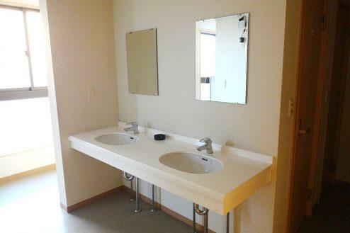 1.合宿・宿泊施設|共同洗面所