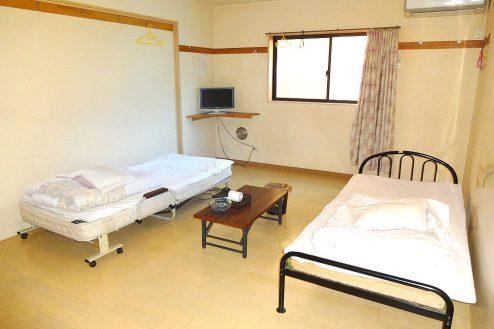 7.合宿・宿泊施設|和室・ベッド仕様