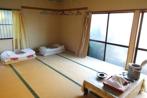 10.合宿・宿泊施設|和室・大部屋