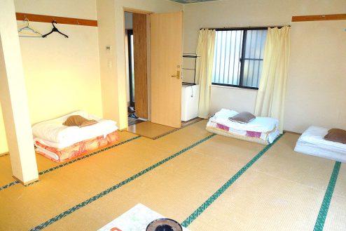 8.合宿・宿泊施設|和室・大部屋