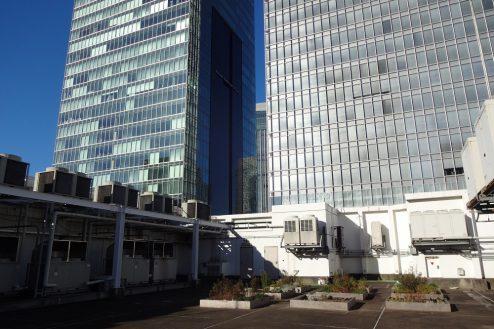 19.八重洲ブックセンター|屋上