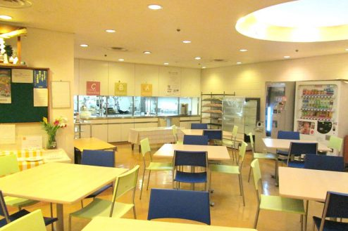 16.八重洲ブックセンター|社員食堂