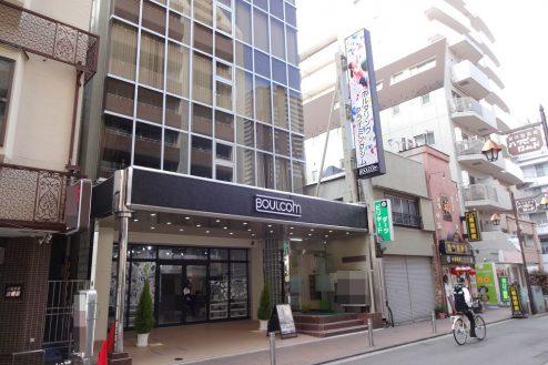 12.ボルダリング・クライミングジム川崎店|店舗ビル