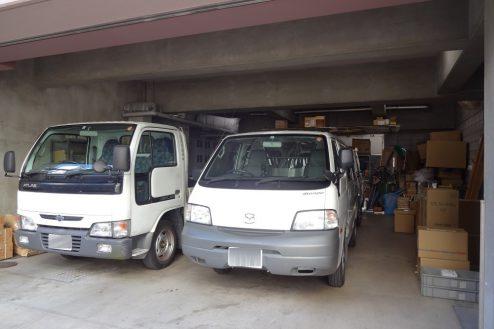 15.亀戸マンション|駐車場