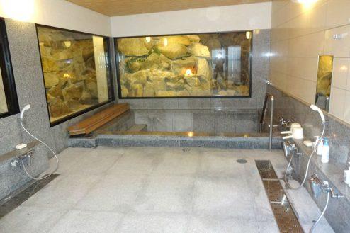 23.旅館・うり坊|本館・地下・浴室