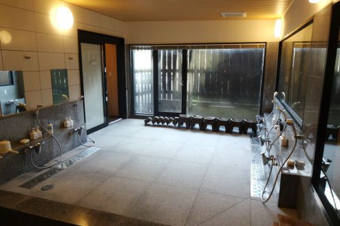 1.旅館・うり坊|本館・地下・浴室