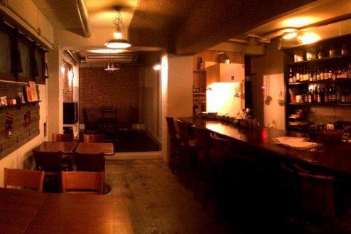 Bar OKOZE. バーカウンター・テーブル 東京