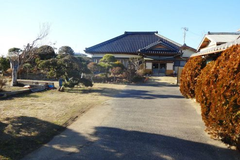 29.九十九里・合宿所|日本家屋