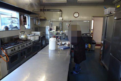 10.九十九里・合宿所|厨房