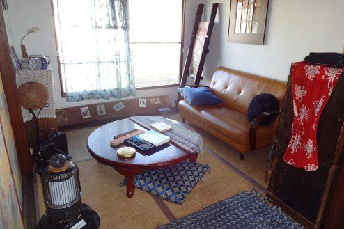 1.一軒家スタジオ 2F和室