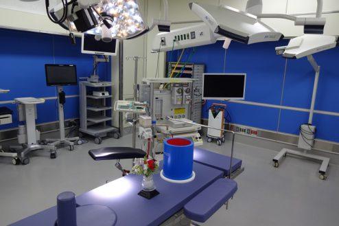 3.手術室|室内