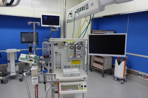 8.手術室|室内・医療設備