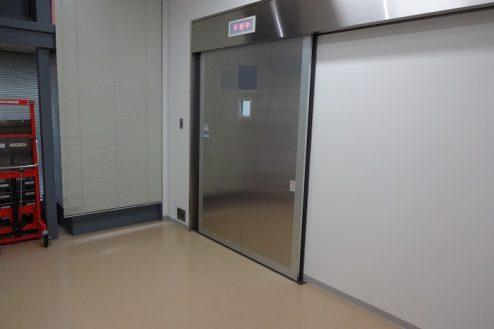 12.手術室|自動ドア