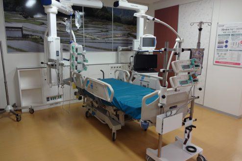 17.手術室|集中治療部設置ゾーン