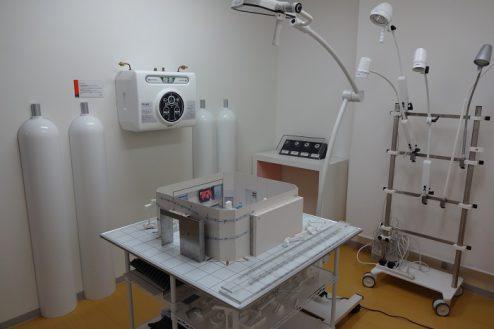 19.手術室|医療ガス設置ゾーン