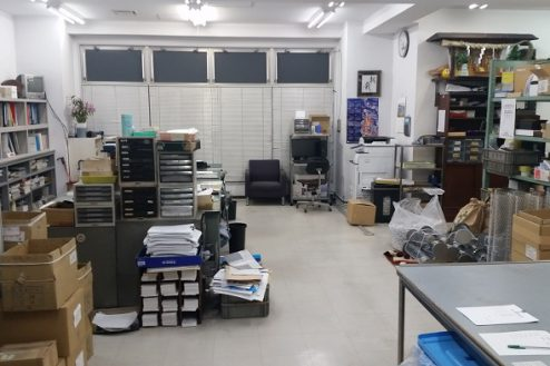 8.亀戸オフィス・倉庫|倉庫・事務所・金物店