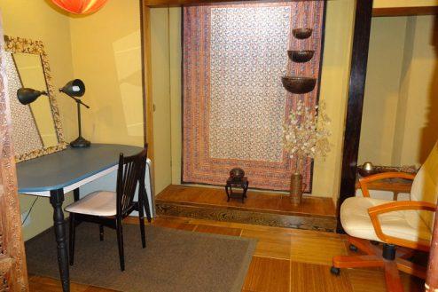 8.Rental studio『コマチ堂』|1F 14畳の間・床の間