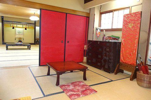 21.Rental studio『コマチ堂』|2F和室(6畳)