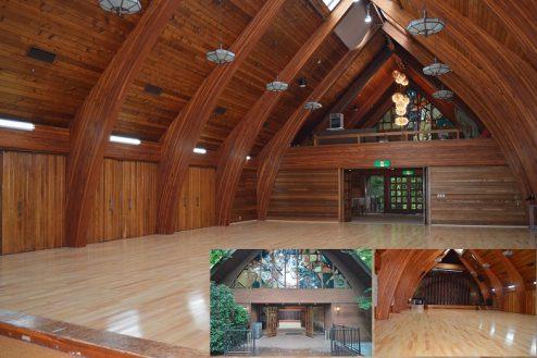 18.リソル生命の森|森のホール