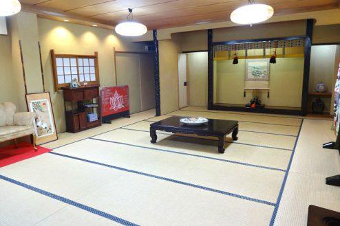 22.Rental studio『コマチ堂』|2Fお座敷(27畳)