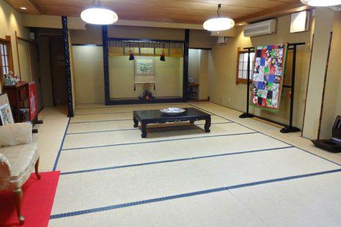 23.Rental studio『コマチ堂』|2Fお座敷(27畳)