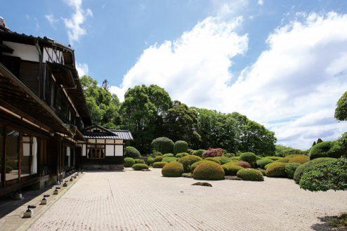 28.リソル生命の森|翠州亭・日本庭園