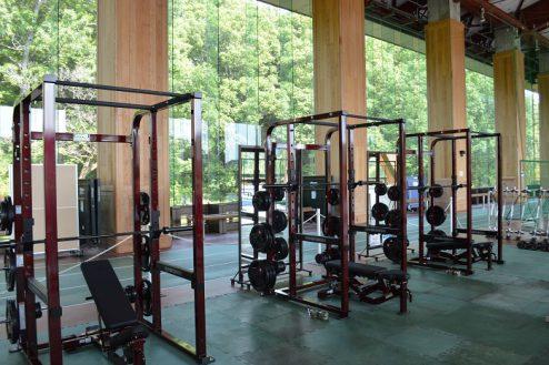 7.リソル生命の森|トレーニングエリア