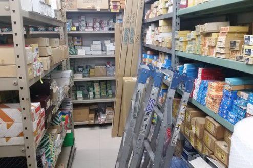 11.亀戸オフィス・倉庫|倉庫・金物店