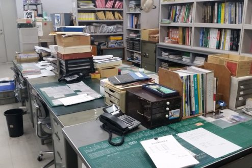 10.亀戸オフィス・倉庫|事務所