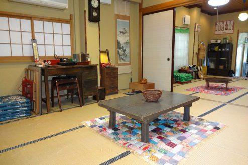 5.Rental studio『コマチ堂』|1F和室(8畳)