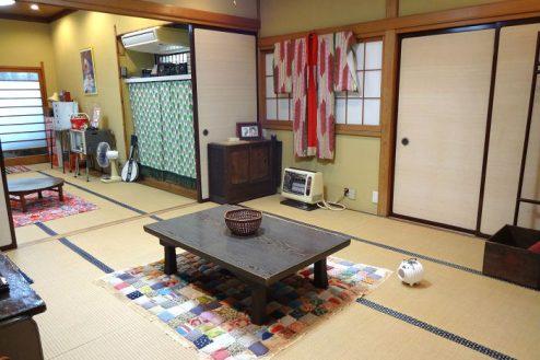 6.Rental studio『コマチ堂』|1F和室(8畳)