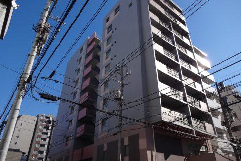 19.亀戸オフィス・倉庫|外観