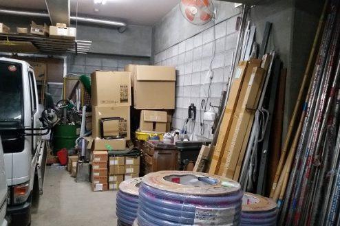21.亀戸オフィス・倉庫|駐車場内