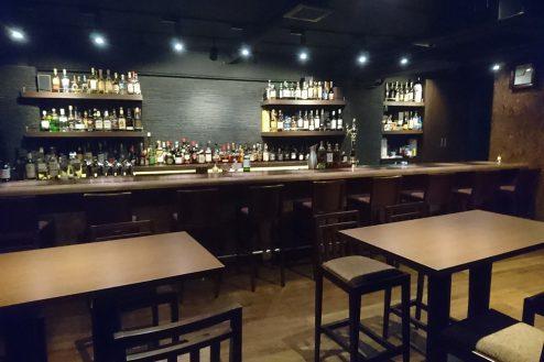 5.Bar John Doe(バー・ジョン・ドー)|カウンター・ホール