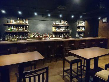 Bar John Doe(バー・ジョン・ドー)|バー・カウンター・ホール|東京
