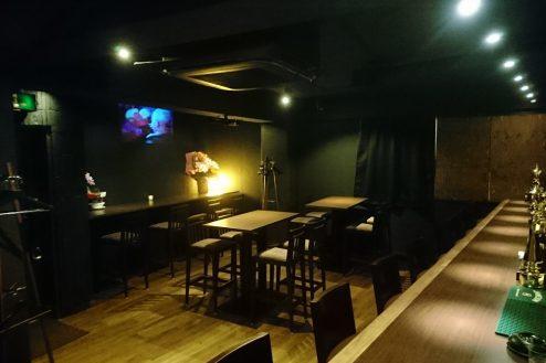 2.Bar John Doe(バー・ジョン・ドー)|ホール
