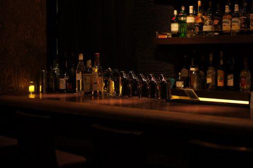 10.Bar John Doe(バー・ジョン・ドー)|カウンター