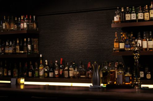 9.Bar John Doe(バー・ジョン・ドー)|お酒棚