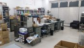 亀戸オフィス・倉庫|マンション・事務所・階段・屋上|東京