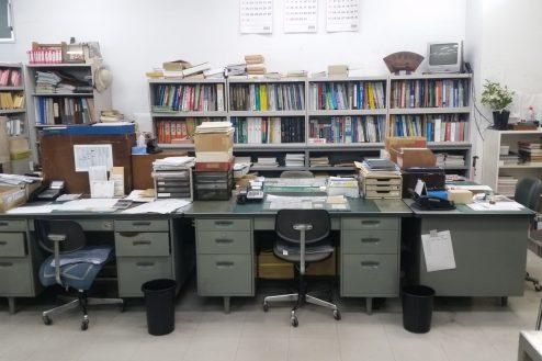 7.亀戸オフィス・倉庫|事務所