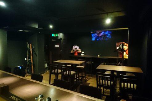 3.Bar John Doe(バー・ジョン・ドー)|ホール