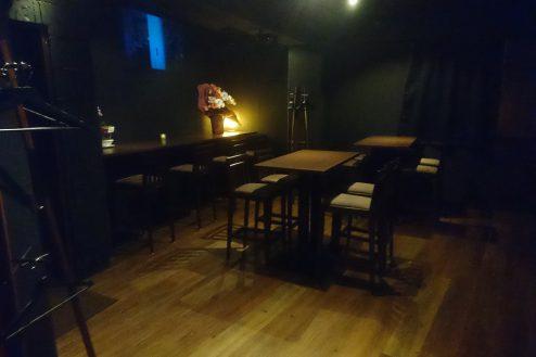 4.Bar John Doe(バー・ジョン・ドー)|ホール