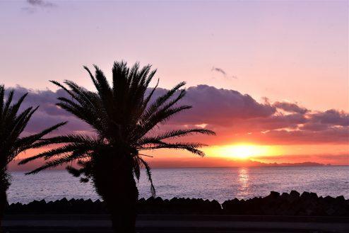 13.小浜プライベート海岸|日の出