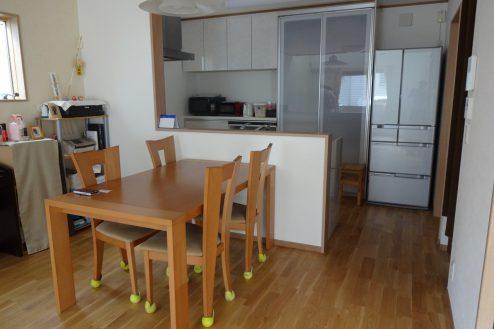 7.一軒家(4LDK+P)|ダイニング・キッチン