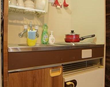 6.歌舞伎町マンション|室内・キッチン