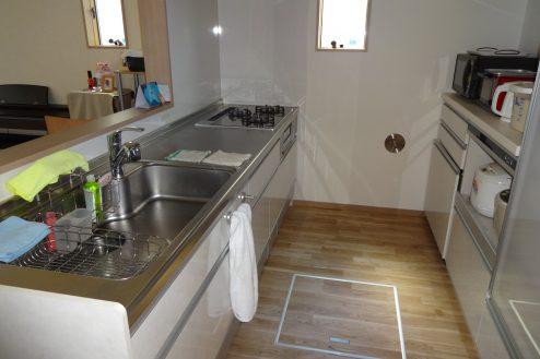 9.一軒家(4LDK+P)|キッチン